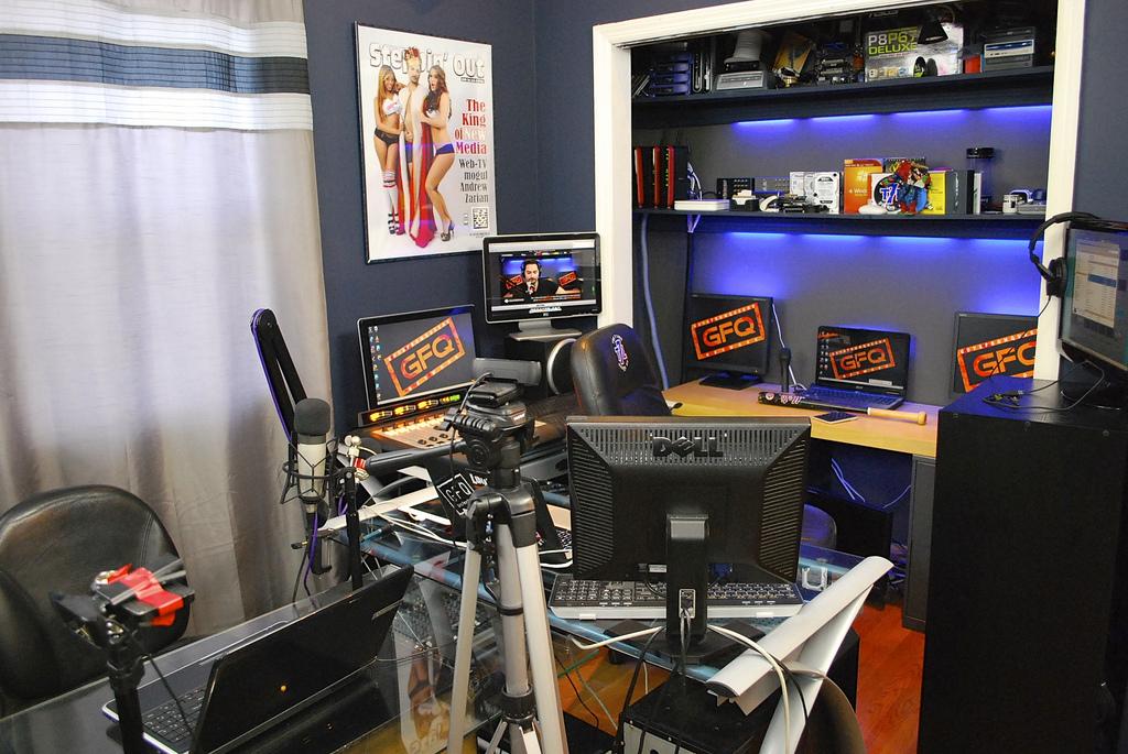 Podcast Studio Gfq Network Podcasting Network