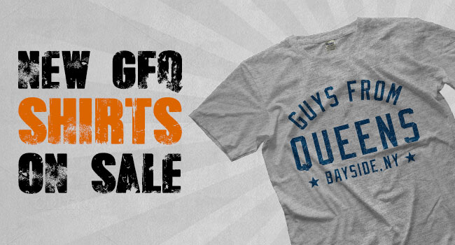 New GFQ Shirts Now On Sale!