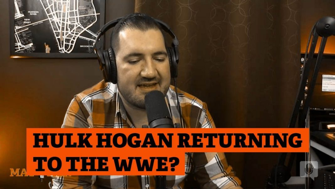 Hulk Hogan Returning to WWE