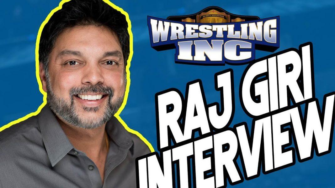 Raj giri Wrestling inc