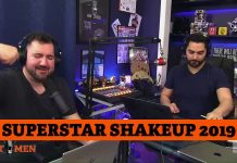Mat Men podcast Superstar Shakeup