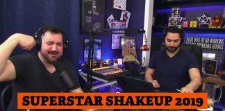 Mat Men podcast Superstar Shakeup