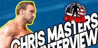 Chris Masters 2019